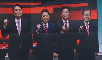 국민의힘 후보 선출 D-9…다시 날카로워진 토론