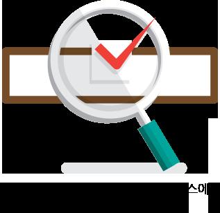 자료를 조회사리려면 상단의 선택박스에서 조건들을 검색해주세요