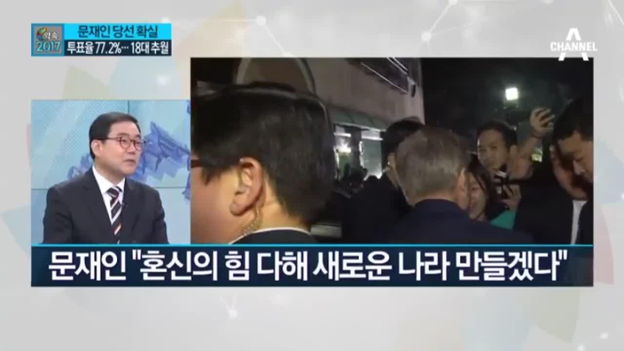 """안철수 """"국민 선택 겸허히 받아들인다"""""""