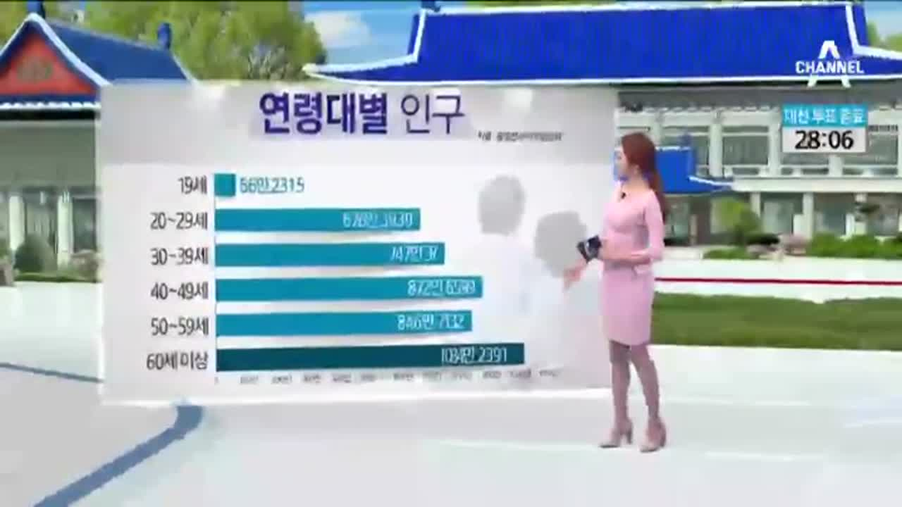 2017 대선 투표 상황