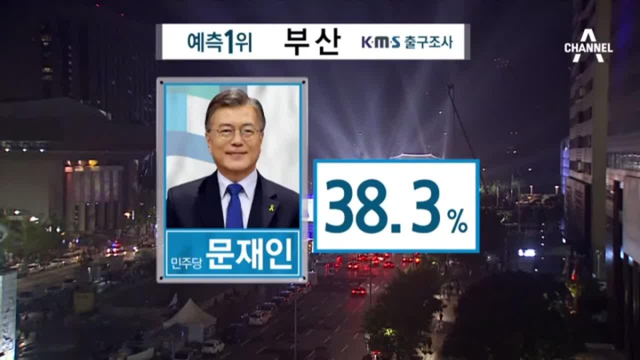 2017 대선 선거 상황실