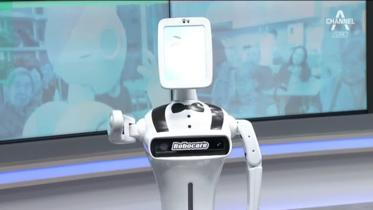 """[로봇, 인간을 치유하다]입혀 주고, 눕혀 주고…""""로봇...."""