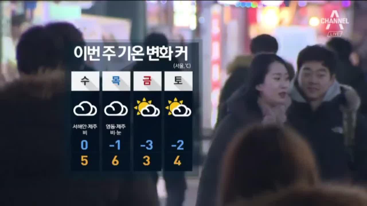 [날씨]평년 기온 웃돌아…대기질 대체로 양호