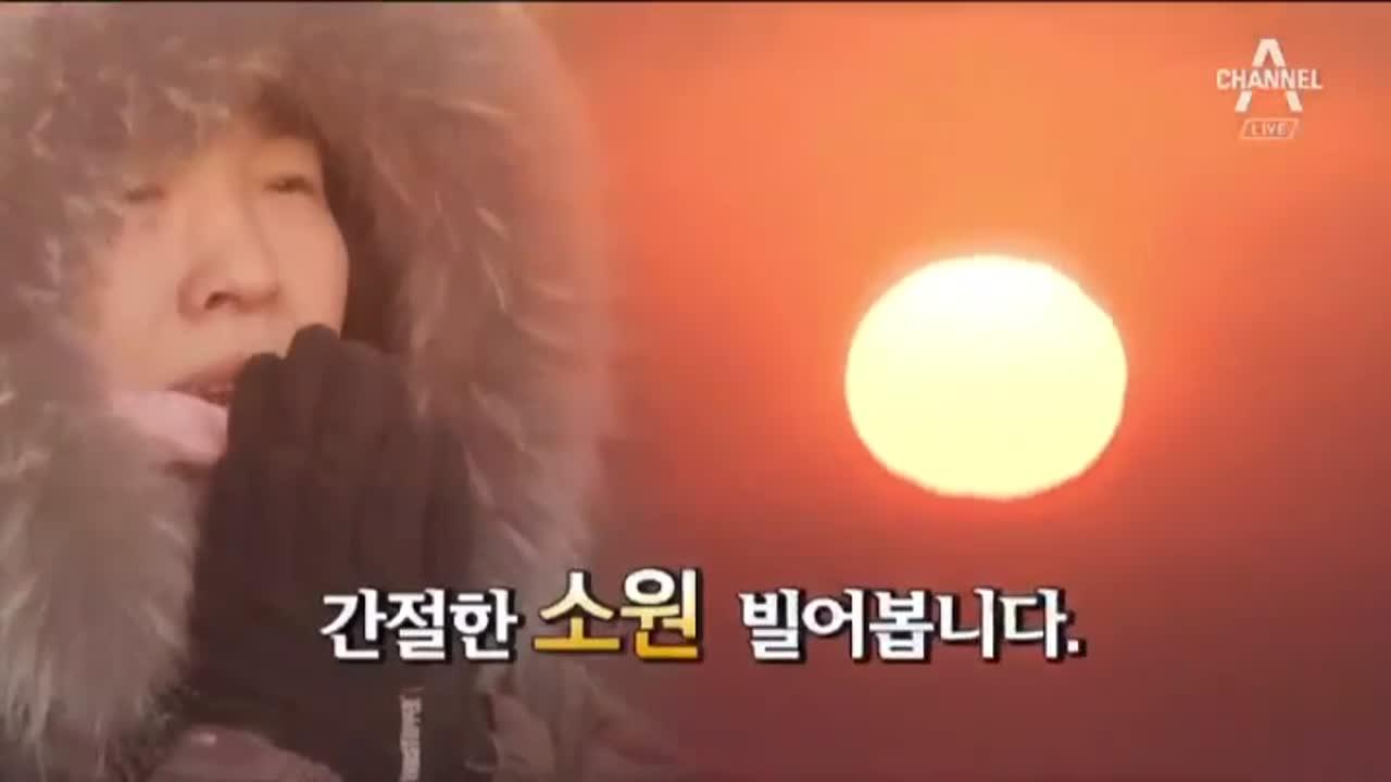 [영상구성]2018년 황금개의 해 밝았다