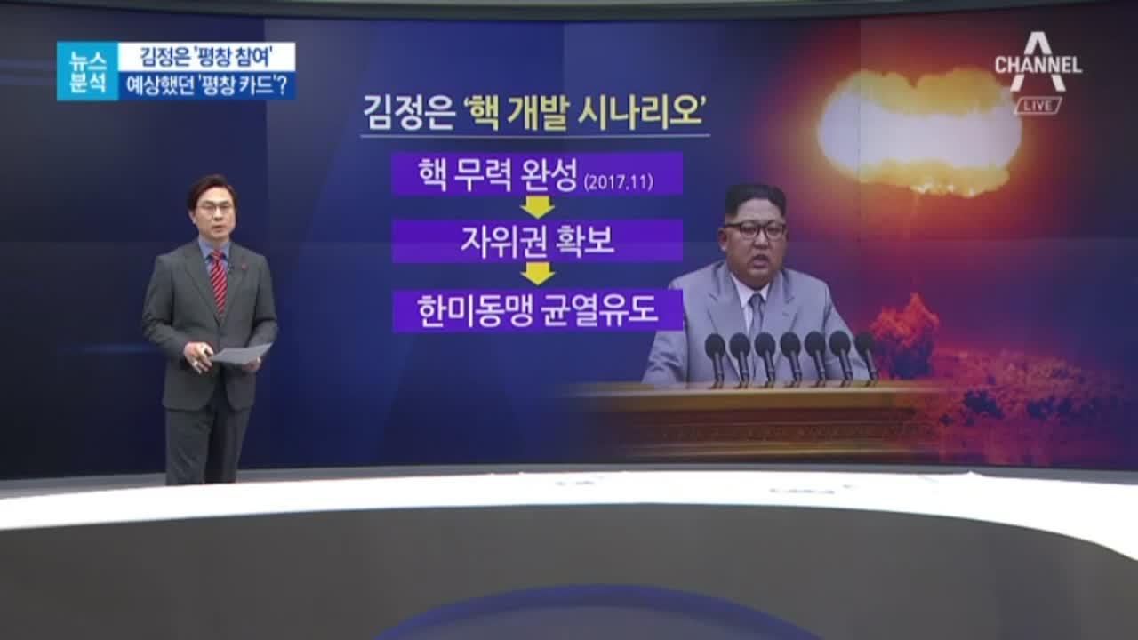 [뉴스분석]김정은 '평창 참여'…남북대화 성사 가능성?