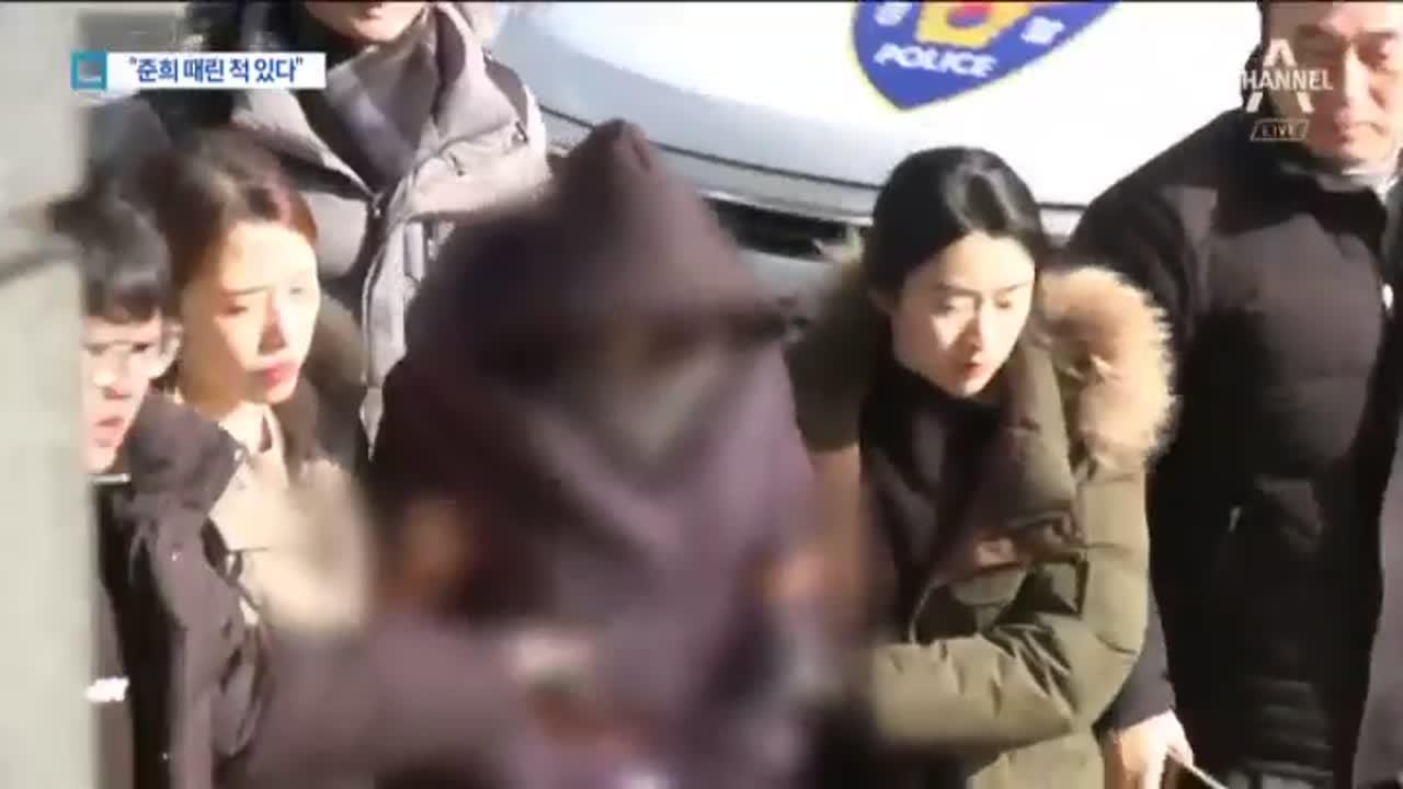 """""""내연녀와 준희 때린 적 있다"""" 진술 바꾼 친부"""