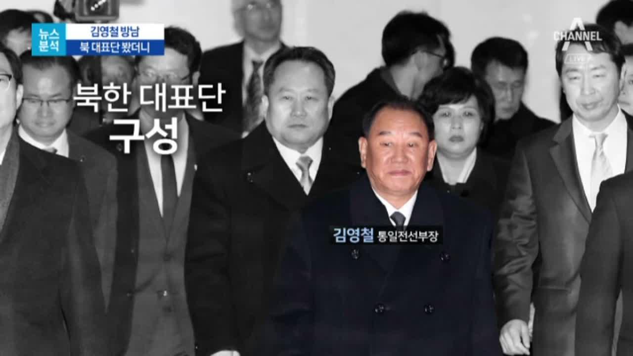 [뉴스분석]김영철 접견 놓고 청와대의 고심
