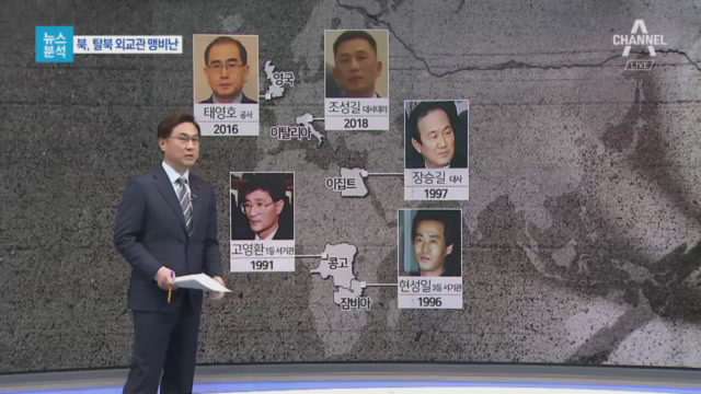 [뉴스분석]조성길 망명 타진…대사 역 수행하다 갑자기 ....