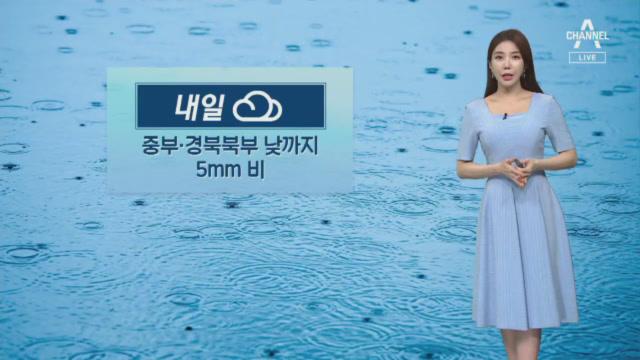 [날씨]내일 낮까지 중부지방 빗방울…자외선 지수도 높아