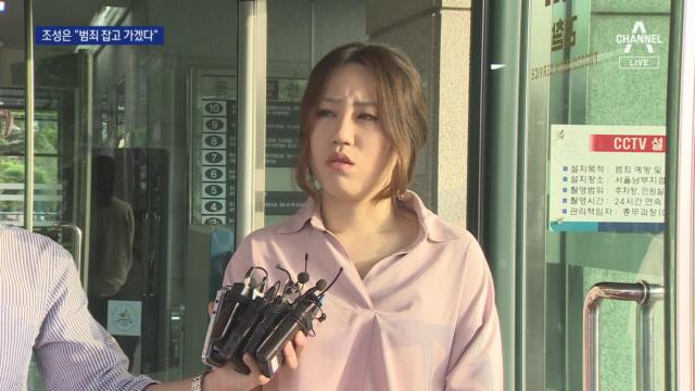 """윤석열 측, 출국금지 요구…조성은 """"범죄 잡고 가겠다"""""""
