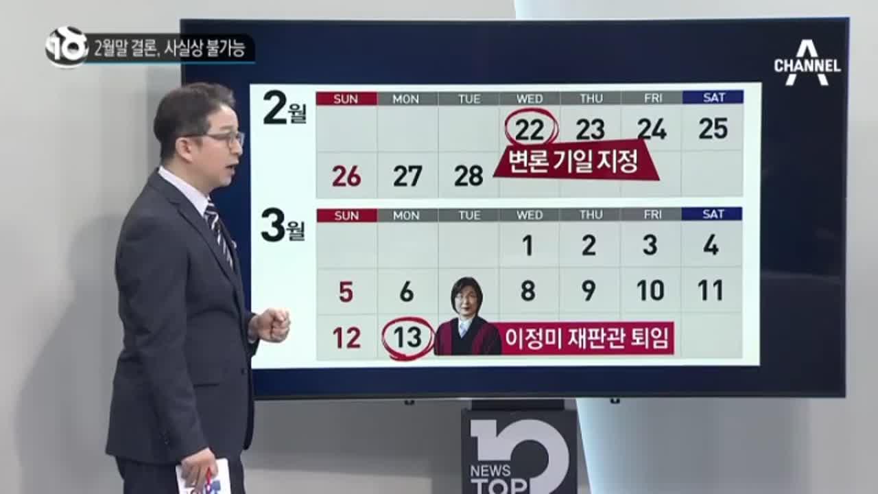 최순실·고영태 '법정 맞짱'