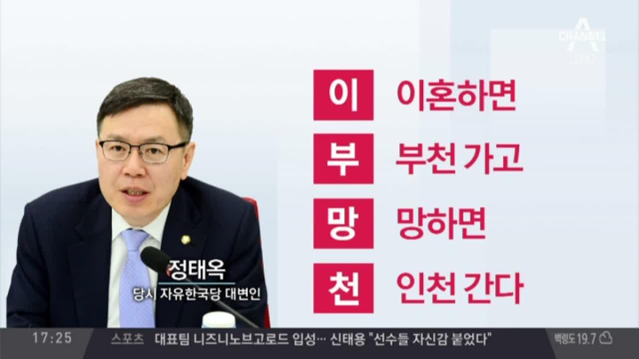 """'이부망천' 후폭풍…""""경제적 가치 떨어졌다"""""""