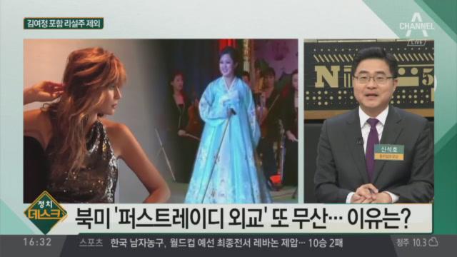 열차 탄 北 수행원 명단…김여정 포함 리설주 제외
