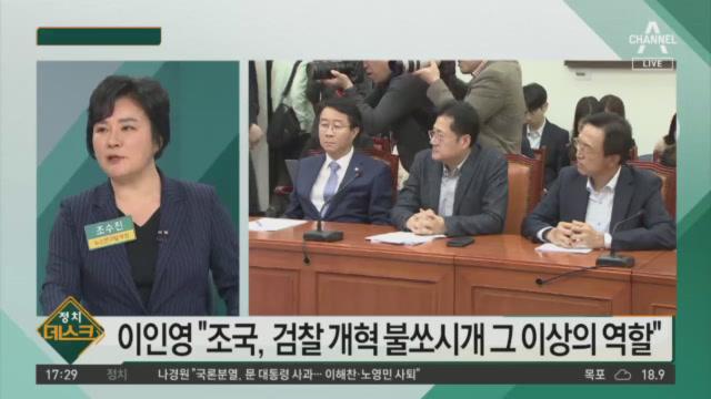 민주당, 조국 사퇴 하루 만에 '총선 역할론' 솔솔