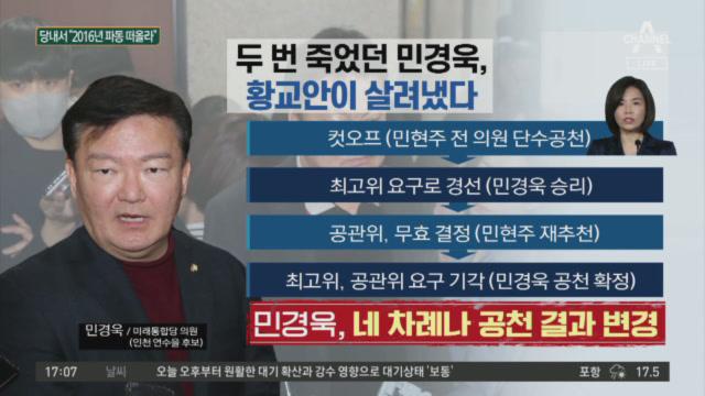 뒤집고 또 뒤집고…통합당, 민경욱 인천 연수을 공천