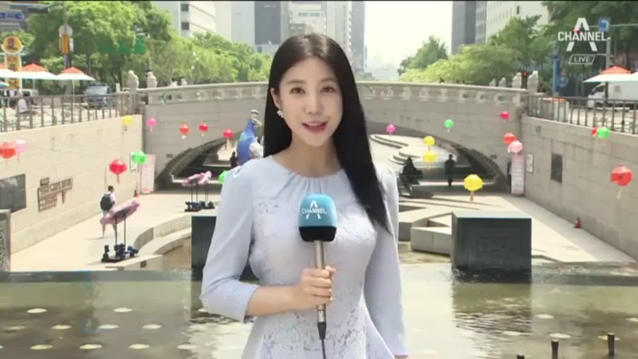 [날씨]한낮 여름 더위 기승…서울 낮 28도