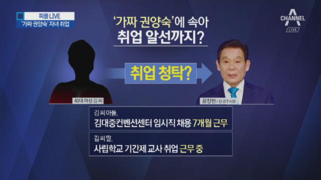 '가짜 권양숙'에게 돈 뜯긴 윤장현…피의자 전환