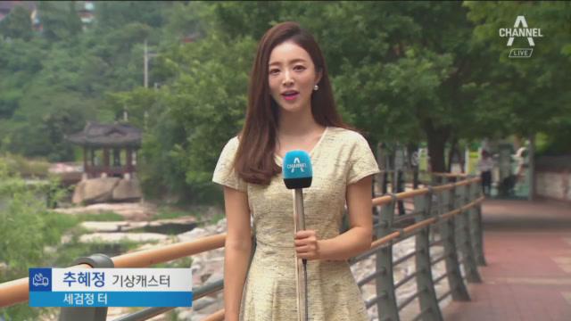 [날씨]중부 곳곳 폭염특보 가능성…서울 31도·춘천 3....