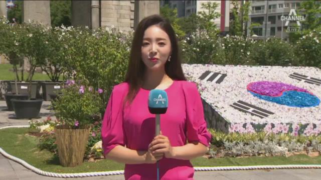 [날씨]전국 폭염특보…오늘 낮 서울 35도·홍천 36도