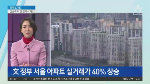 서울 아파트 40% 올랐다…상승폭 더 큰 강북, 왜?