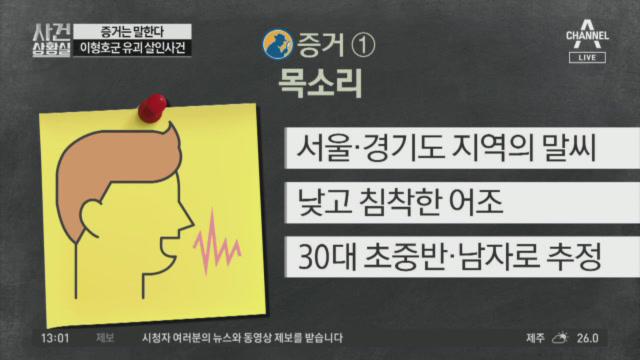 [증거는 말한다]3대 미제사건 '이형호 군 유괴·살인 ....