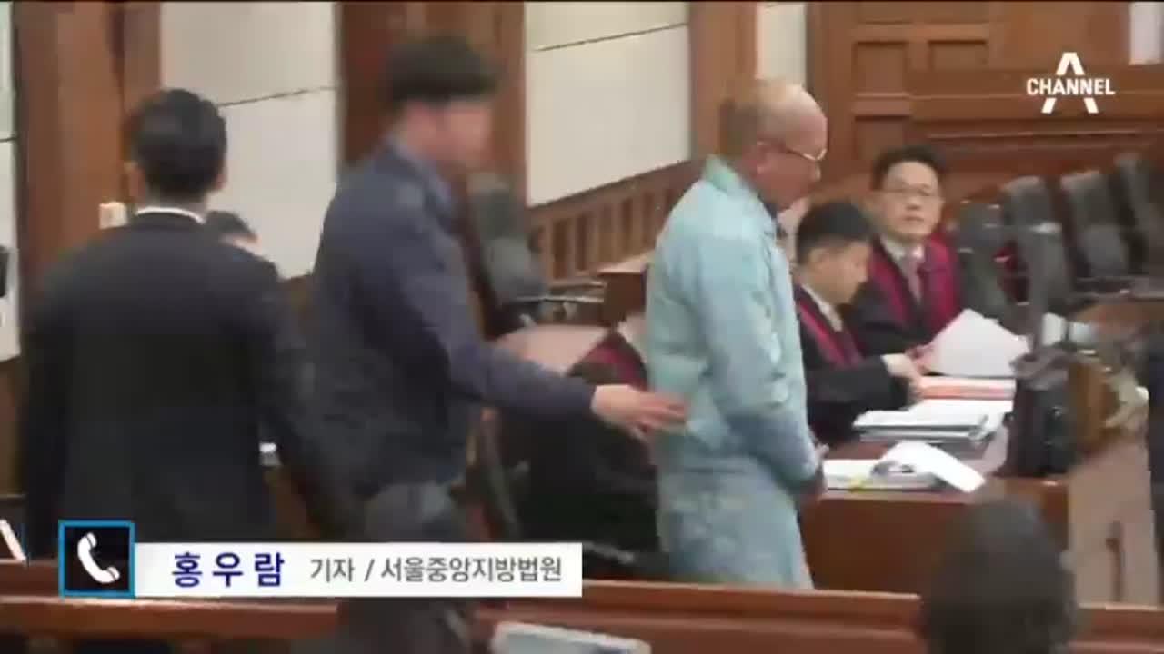 """최순실·차은택 """"혐의 전면 부인"""""""