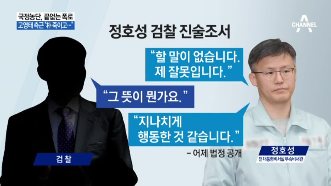 국정농단, 끝없는 폭로…朴, 최순실 없인 '안절부절'