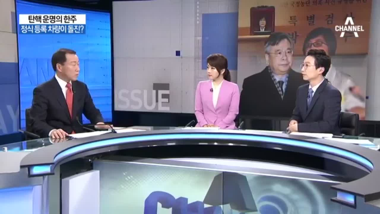 """탄핵 운명의 한주…최순실 """"장시호 가만 안 둬"""""""