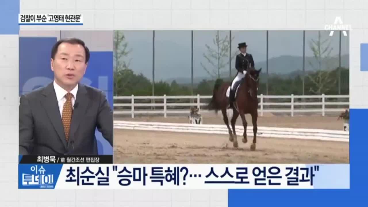 """노태강 """"朴, 승마만 챙겨""""…김무성·안민석 추천에 버럭...."""