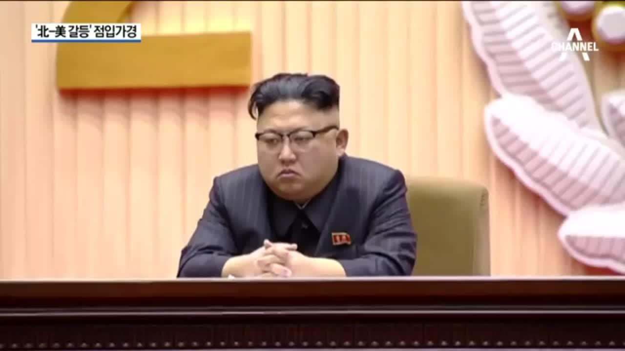 """美 '단호한 행동' 예고…北 """"전쟁 불사"""" 맞불"""
