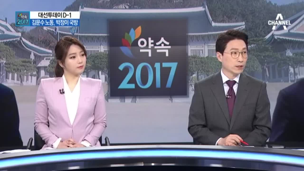 洪, 예비내각 발표 검토…김문수 노동, 박정이 국방