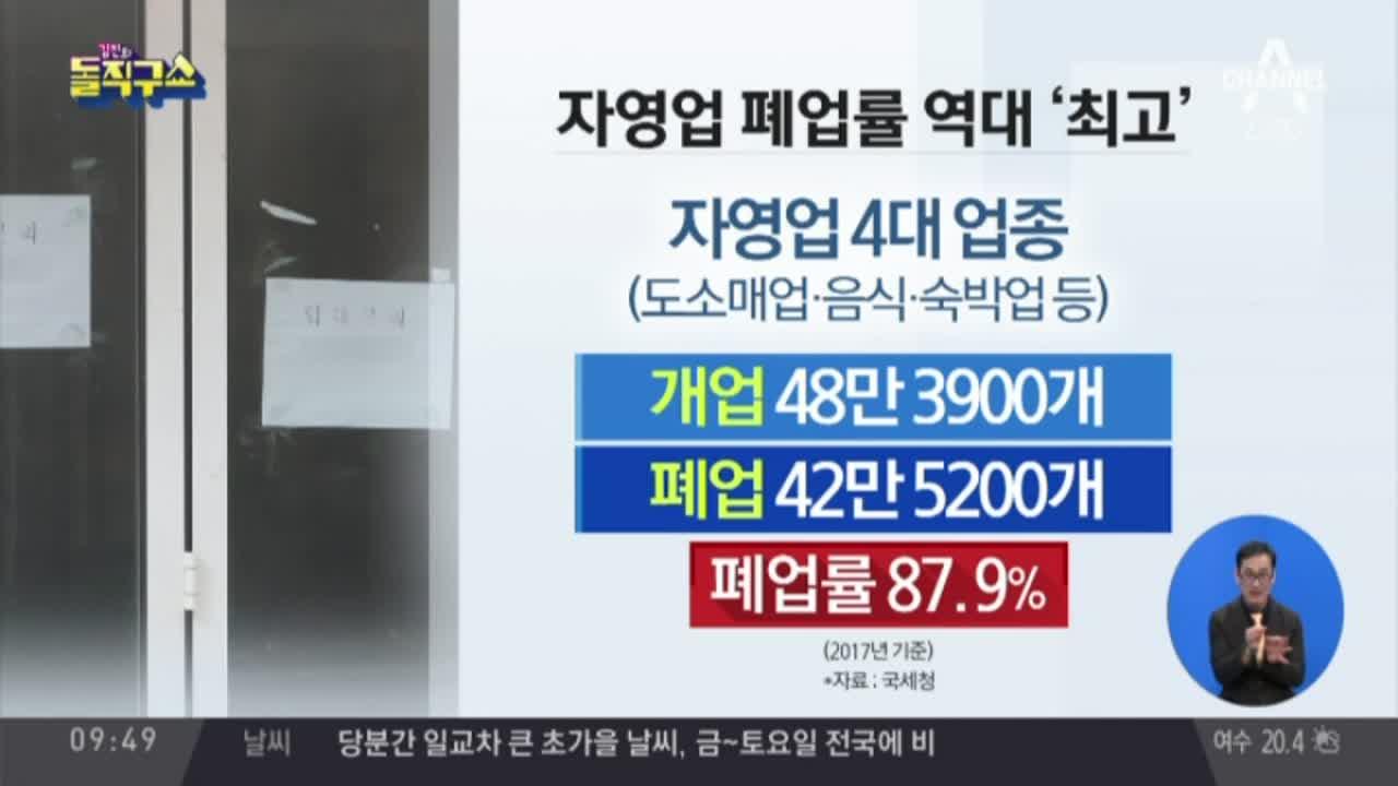 [2018.09.11 방송] 김진의 돌직구쇼 52회