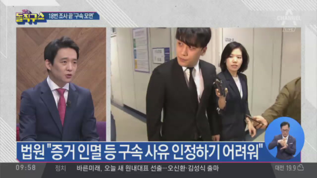 [2019.5.15] 김진의 돌직구쇼 222회