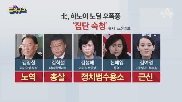 [2019.5.31 방송] 김진의 돌직구쇼 234회