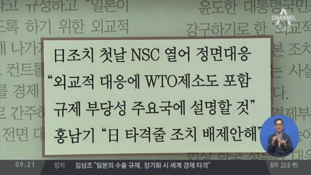 김진의 돌직구쇼 - 7월 5일 신문브리핑