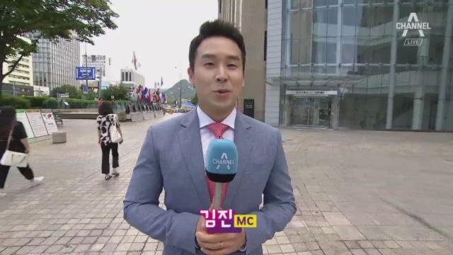7월 8일 김진의 돌직구쇼 오프닝