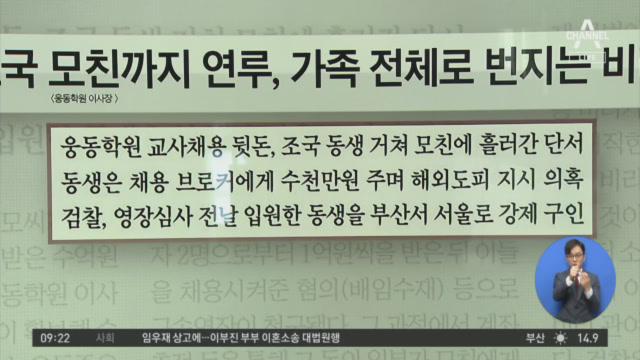 김진의 돌직구쇼 - 10월 9일 신문브리핑