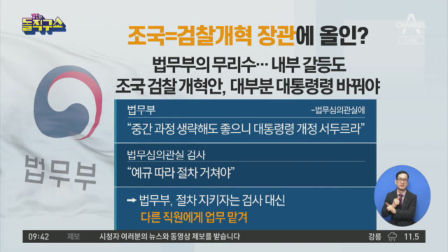 [2019.10.15] 김진의 돌직구쇼 330회