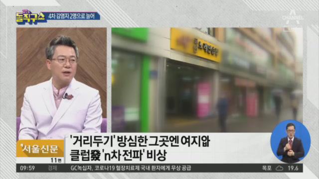 [2020.5.18] 김진의 돌직구쇼 483회