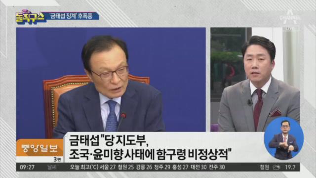 [2020.6.3] 김진의 돌직구쇼 495회