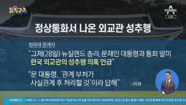 [2020.7.30] 김진의 돌직구쇼 536회