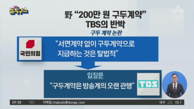 [2021.4.16 방송] 김진의 돌직구쇼 719회