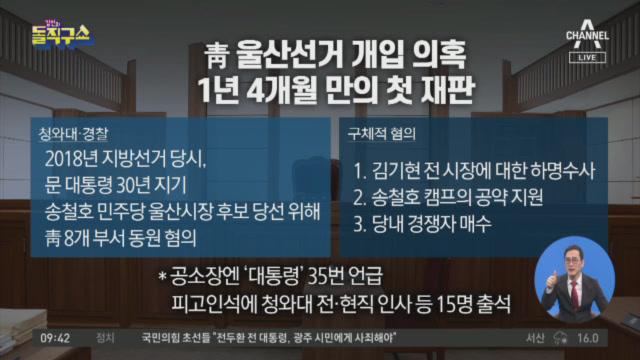[2021.5.11] 김진의 돌직구쇼 736회