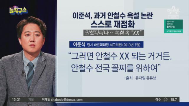 [2021.6.3 방송] 김진의 돌직구쇼 753회