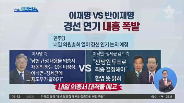 [2021.6.21] 김진의 돌직구쇼 765회