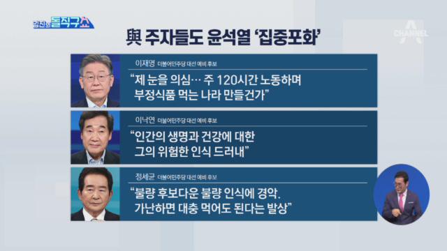 [2021.8.3] 김진의 돌직구쇼 796회