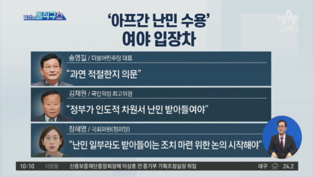 [2021.8.23] 김진의 돌직구쇼 810회